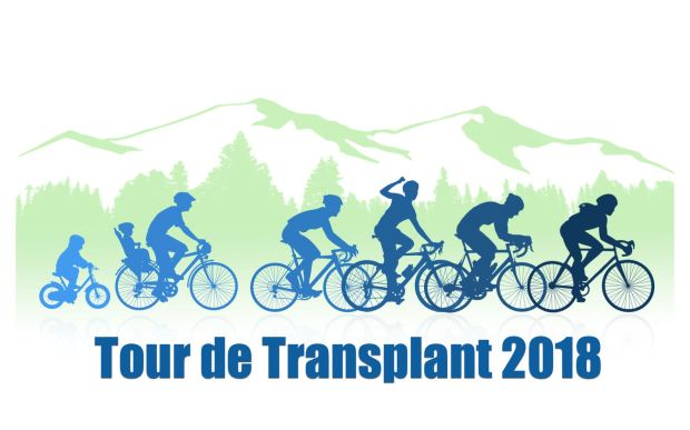 TourDeTransplant Blue&Green